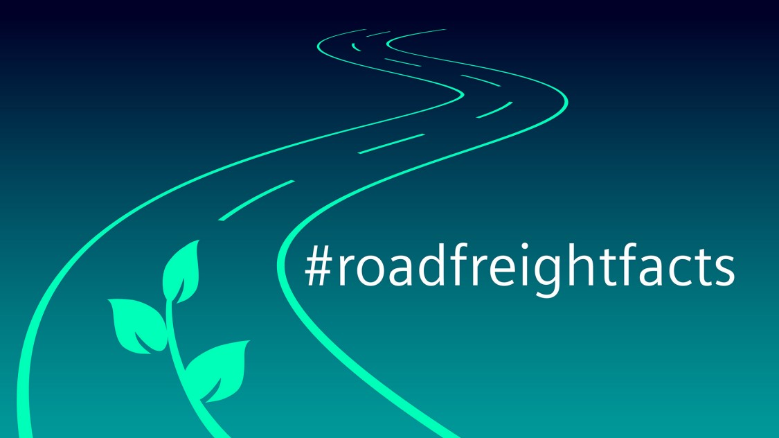 Graphic for #roadfreightfacts