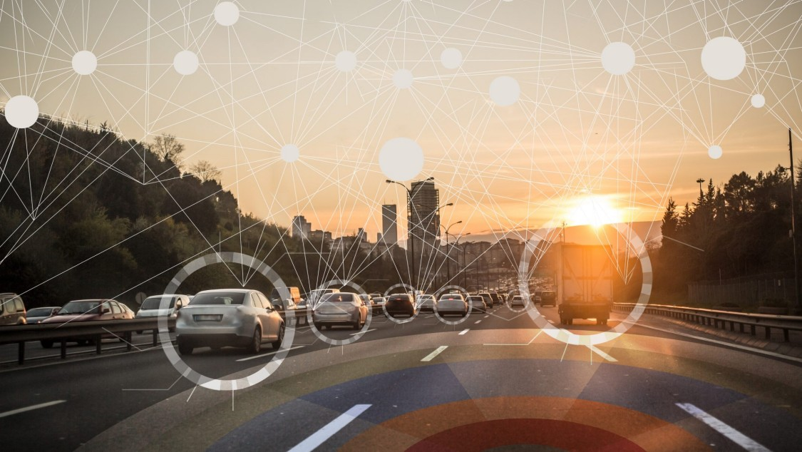 Connected and autonomous driving