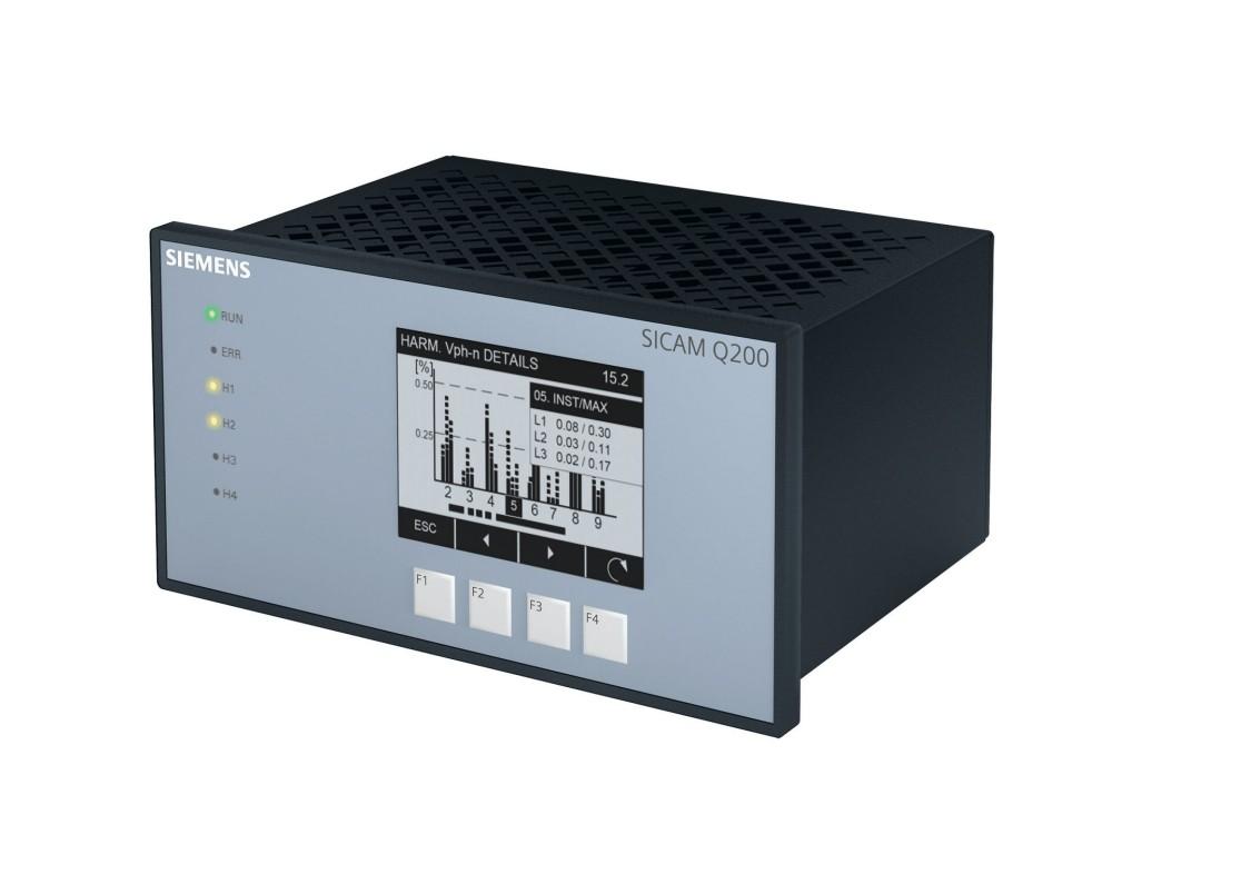 Power quality instruments