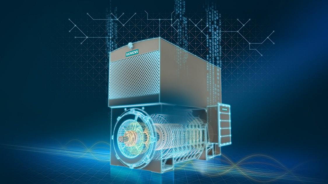 Компактные высоковольтные электродвигатели SIMOTICS HV Series A-compact PLUS