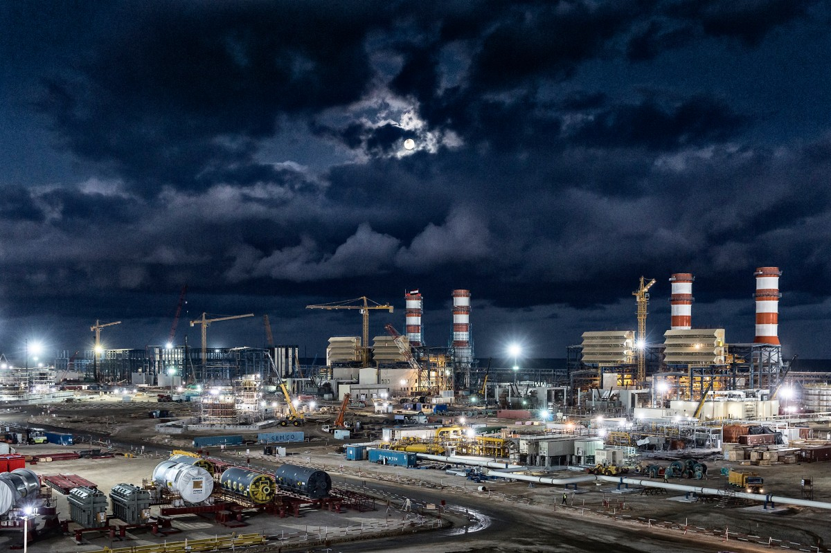Egyptís Burullus is one of three new power plants to be operated and maintained by Siemens