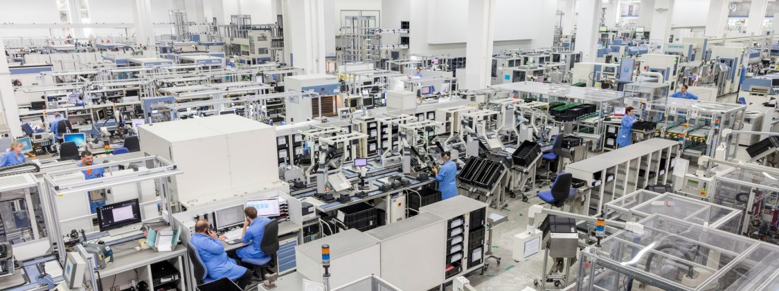 Electronics industry | Market-specific Solutions | Siemens