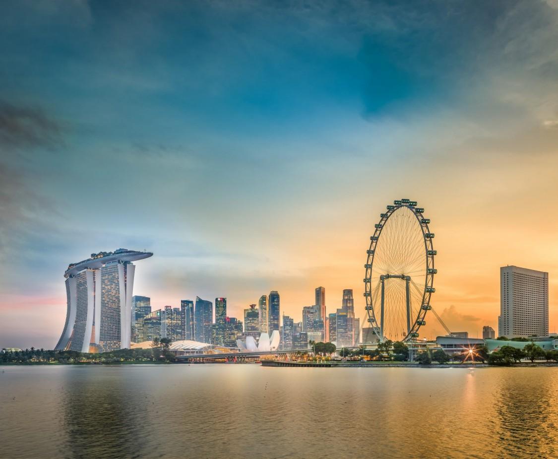 Singapore - Homepage