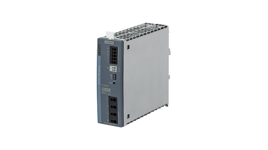 SITOP PSU6200(三相、24 V DC/10 A)、6EP3434-7SB00-3AX0