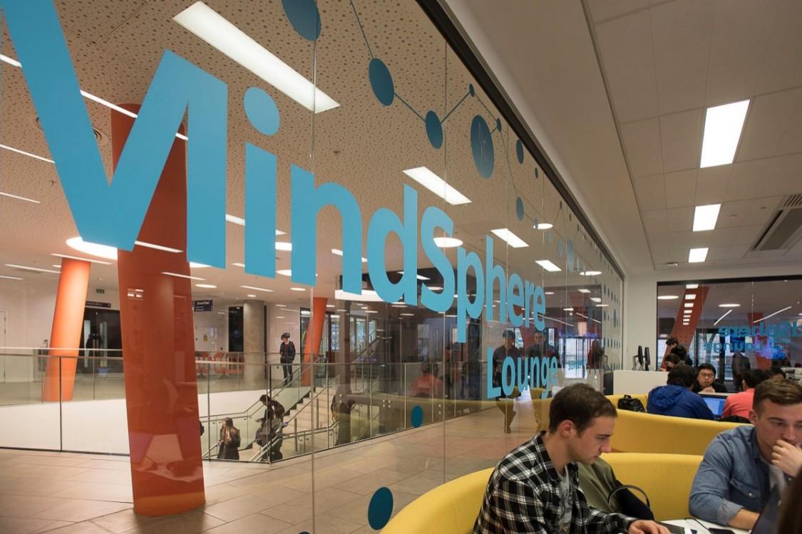 MindSphere Lounge University of Sheffield