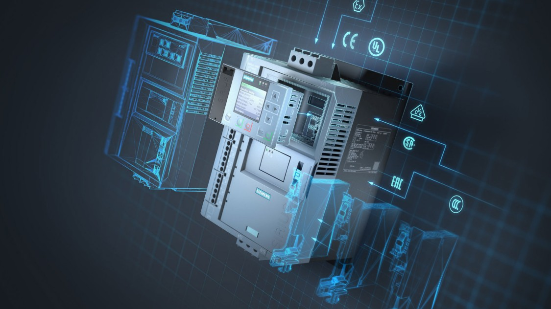 SINAMICS G120X: ny frekvensomriktare för pump- och fläktapplikationer