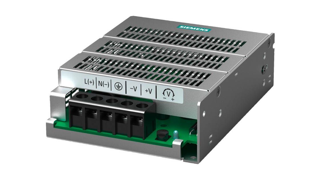 Product image SITOP PSU100D, 1-phase, DC 24 V/2.1 A