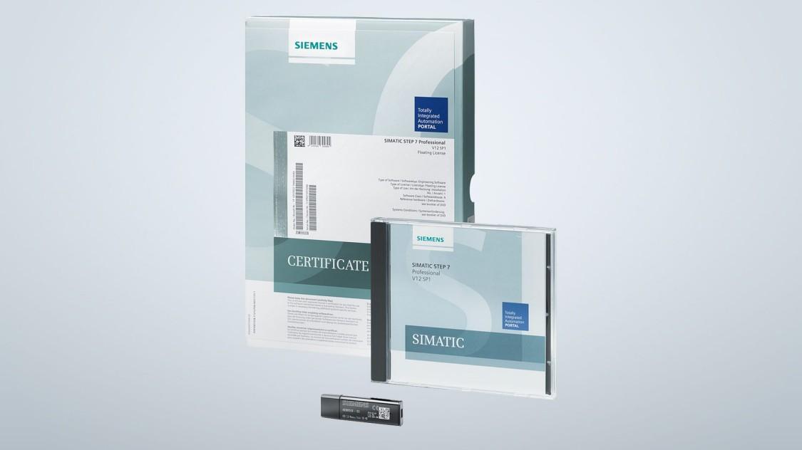 SIMATIC IPC programvara och tillbehör