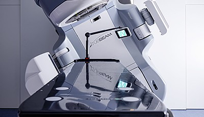 Varian Medical Systems Imaging Laboratory GmbH leads the way in the development of radiation equipment typically used in treating lung cancer.