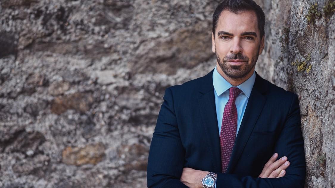 Karl Ochsner, Managing Partner of Ochsner Waermepumpen GmbH