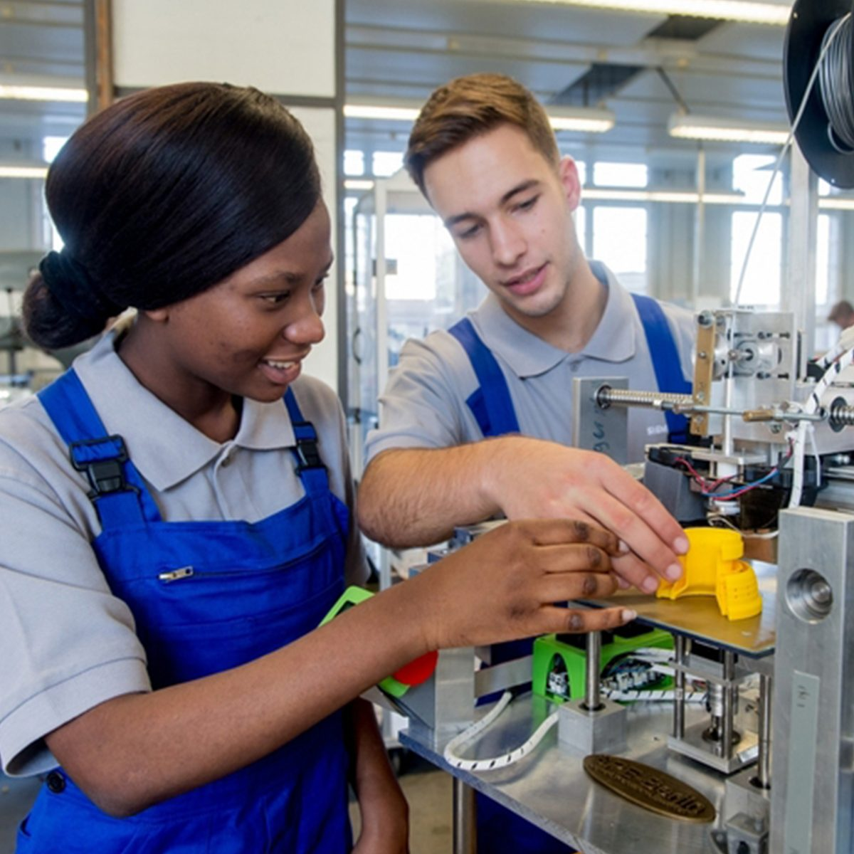 The International Tech Apprenticeship @ Siemens | Careers at