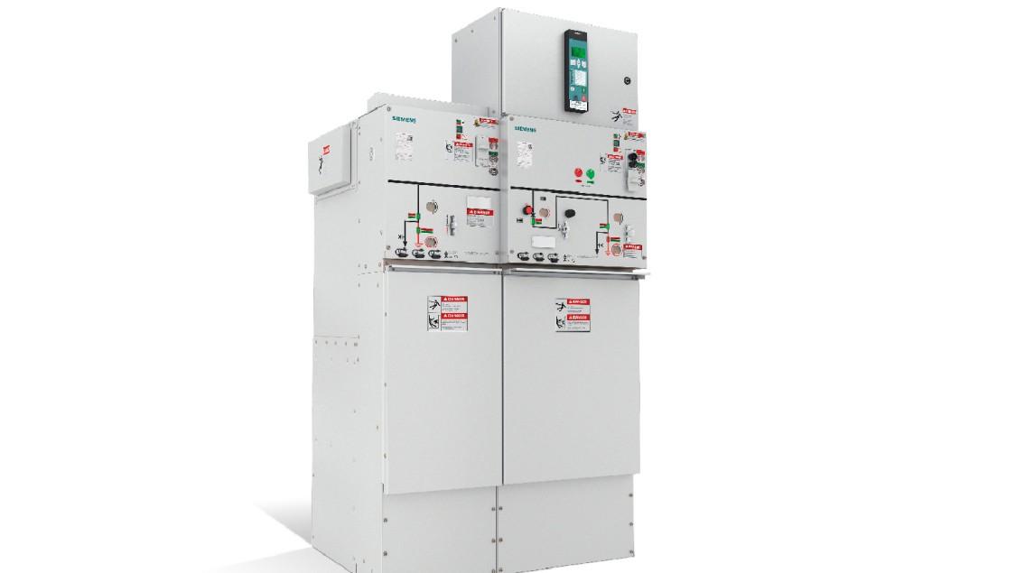 8DJH36 medium-voltage non-arc-resistant gas-insulated switchgear
