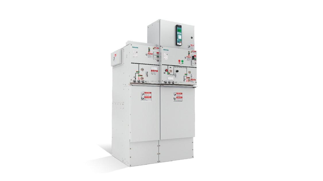 8DJH36 medium-voltage metal-enclosed switchgear