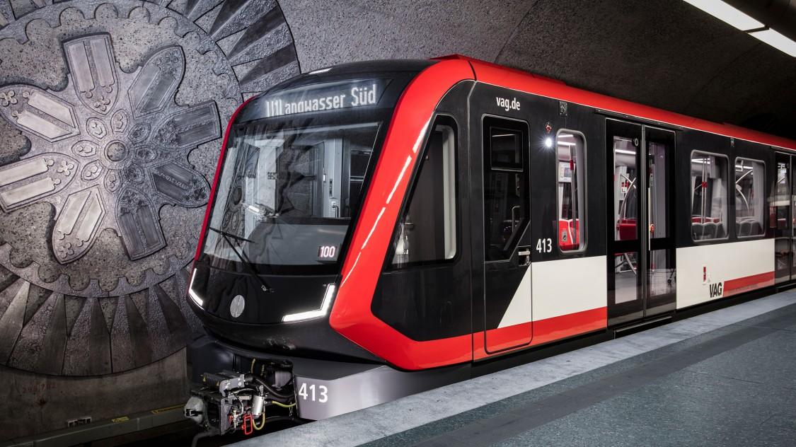 Metro Nuremberg G1