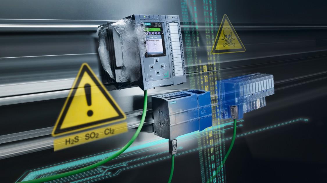 SIPLUS extreme – Automatisierungs- und Antriebstechnik für extreme Umgebungsbedingungen