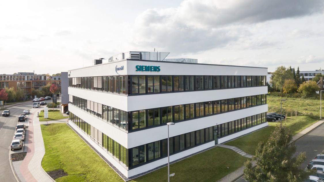 Siemens Niederlassung Münster