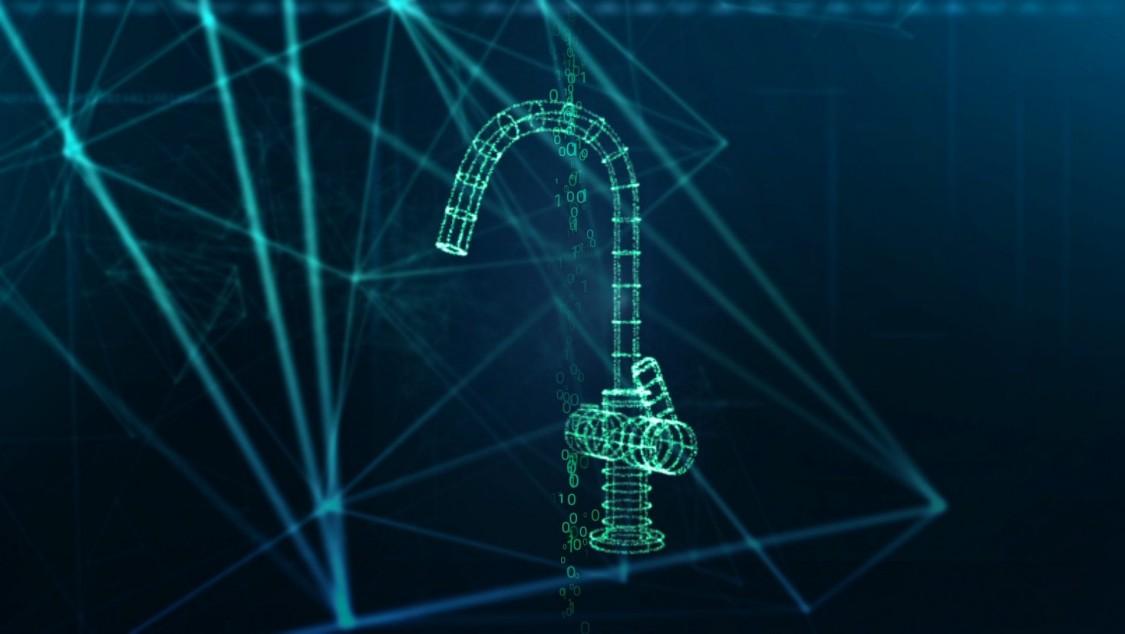 Digitization makes water smart