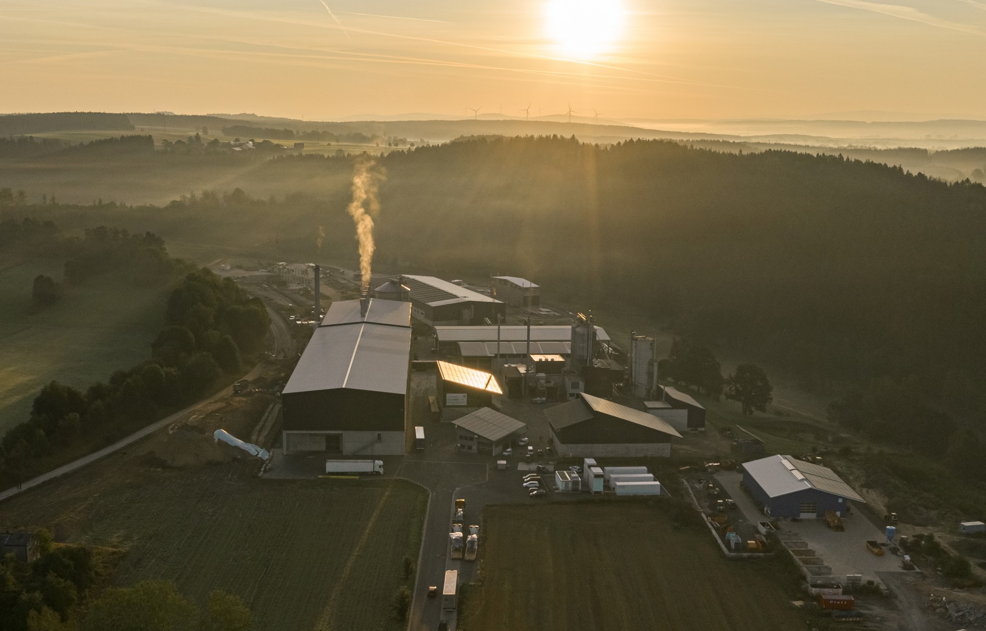 Wunsiedel: Anlage soll jährlich bis zu 1350 Tonnen Wasserstoff produzieren