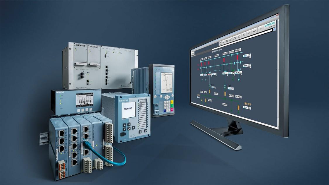 Produkter för energiautomation