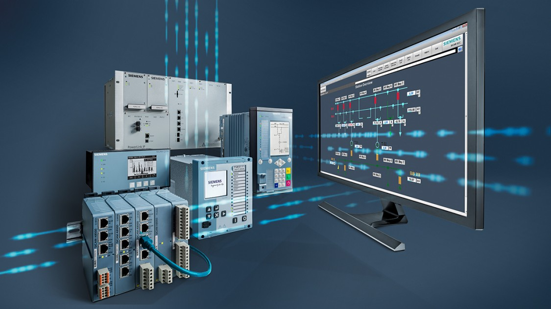 Protection Relays For Digital Substation