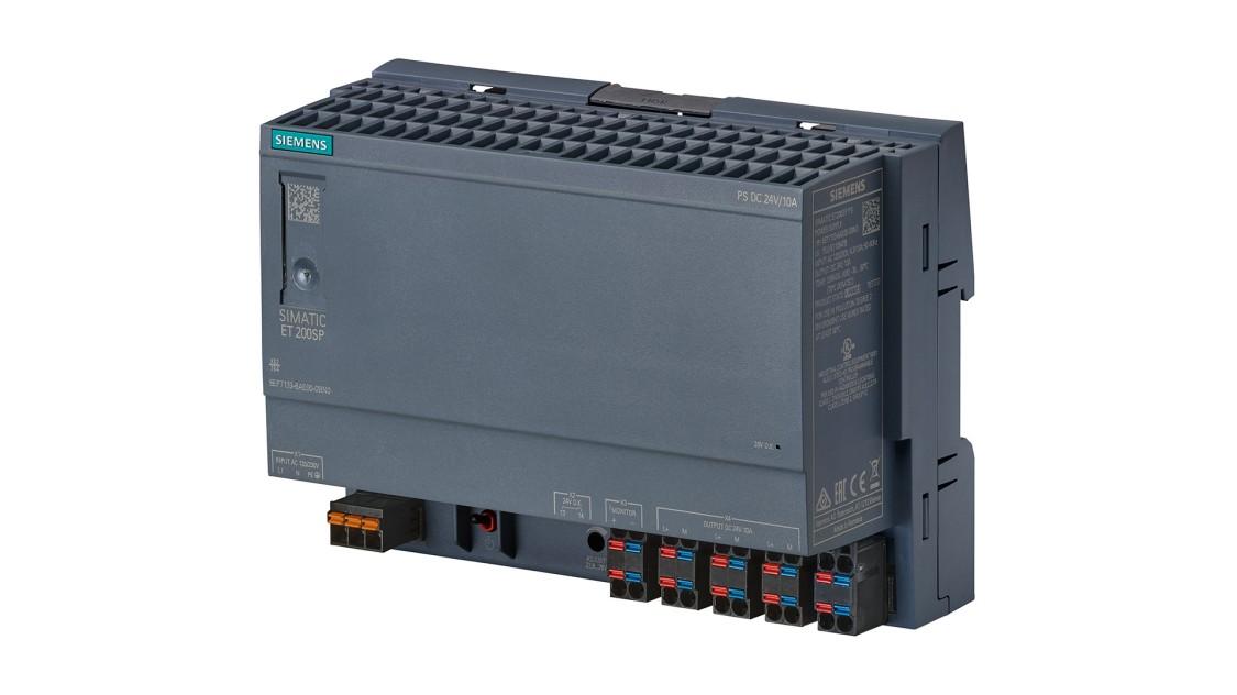SIMATIC ET 200SP向けに設計された、PS、24 V/5 AのSITOPの製品画像