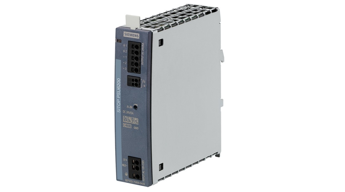 SITOP PSU6200 1-phasig Ex, DC 24 V/5 A, 6EP3333-7SC00-0AX0
