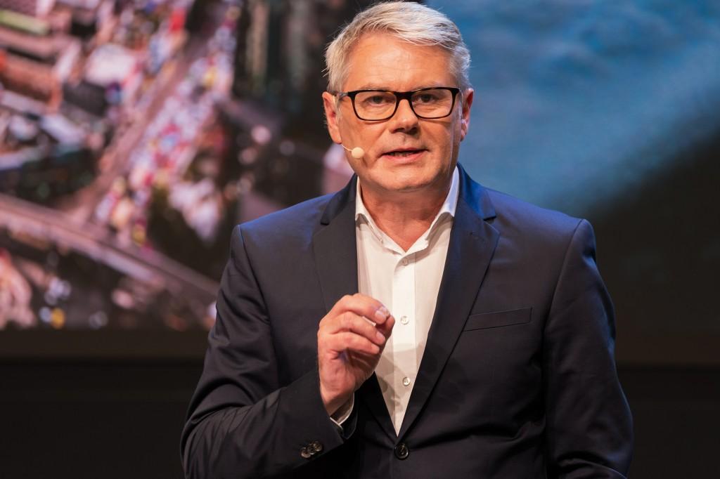 Karl Blaim at IAA 2021