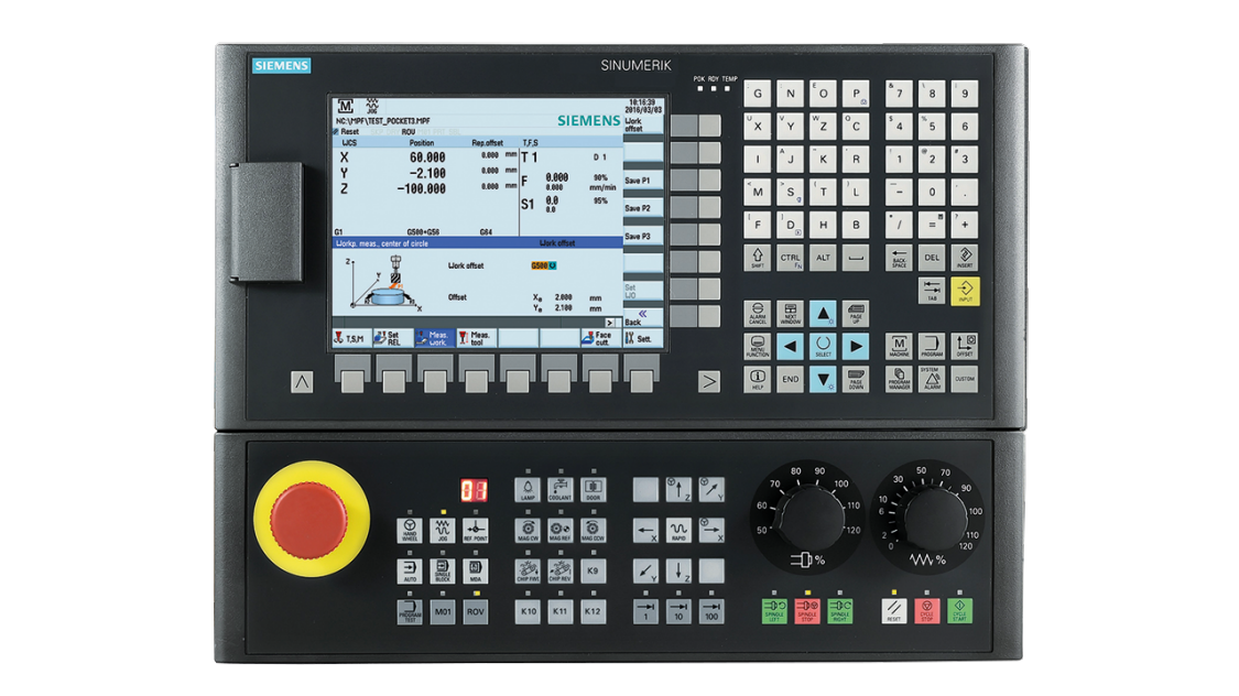 Produktbild SINUMERIK 808D ADVANCED