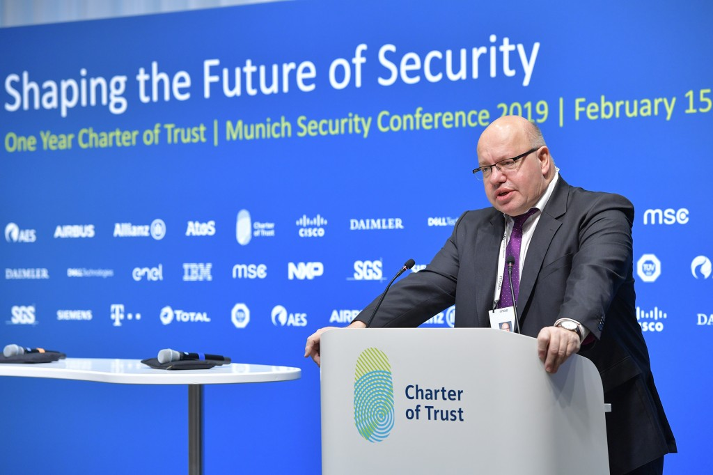 Charter of Trust erzielt deutlichen Fortschritt bei Cyber-Sicherheit