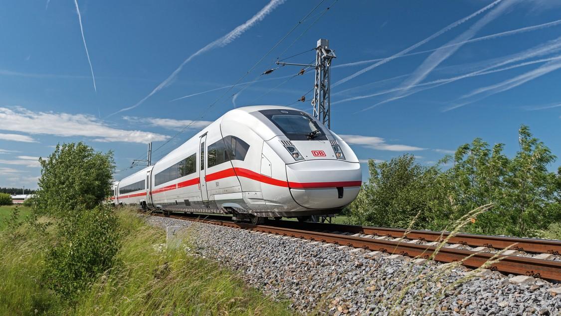 Siemens Mobility Deutsche Bahn ETCS Level 2