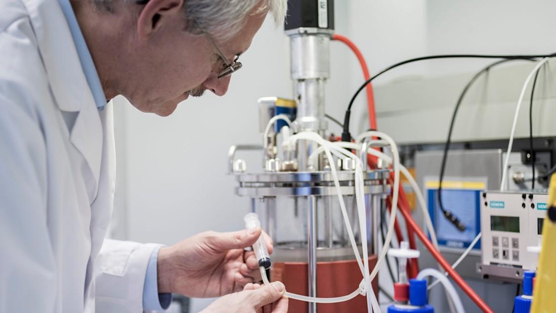 Neue Technologien und Ideen werden von Forschern realitätsnah getestet und weiterentwickelt.