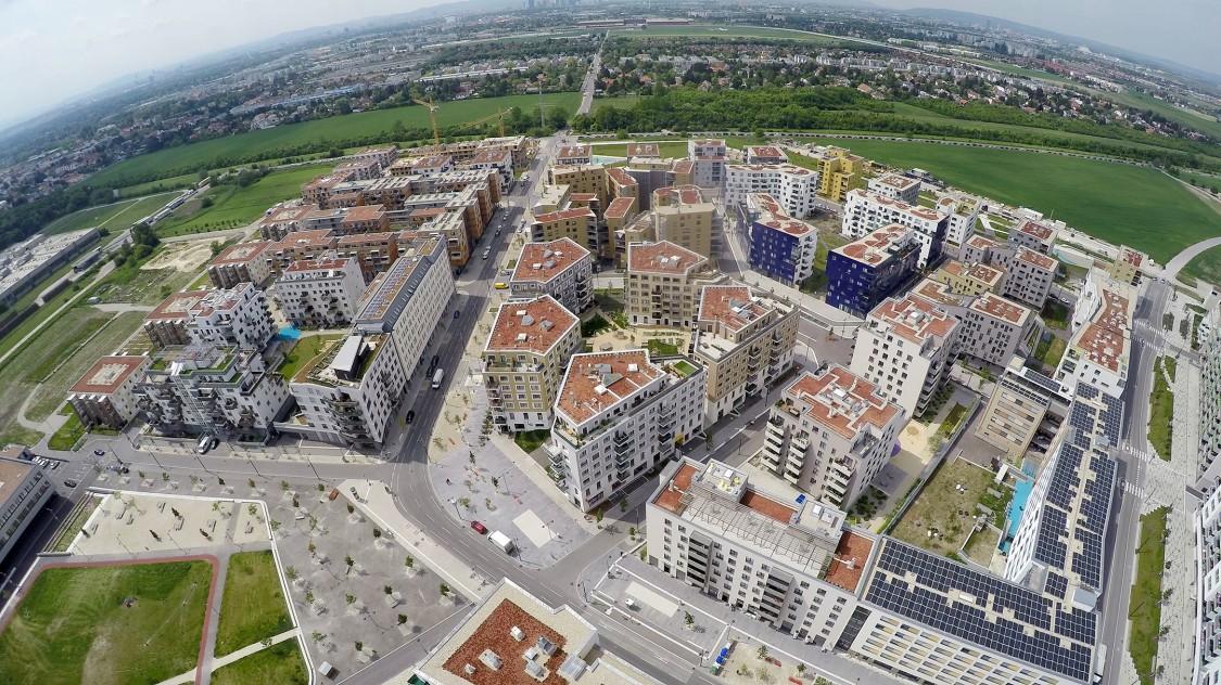 Aspern Smart City, Vienna