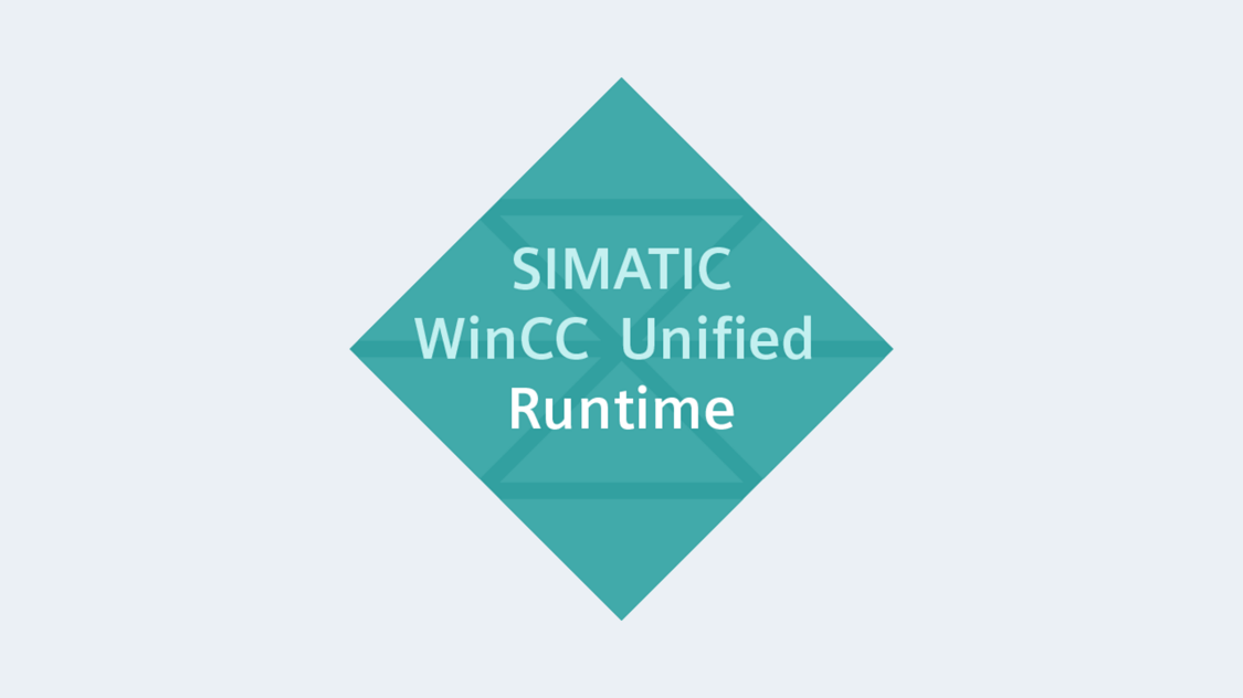 SIMATIC WinCC Unified Runtime für Industrial Edge