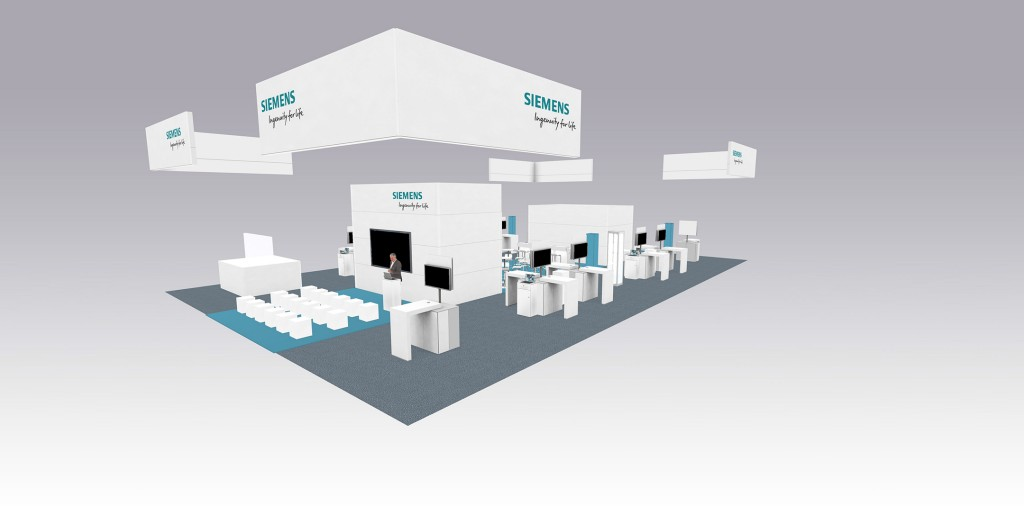 Siemens at the formnext 2019