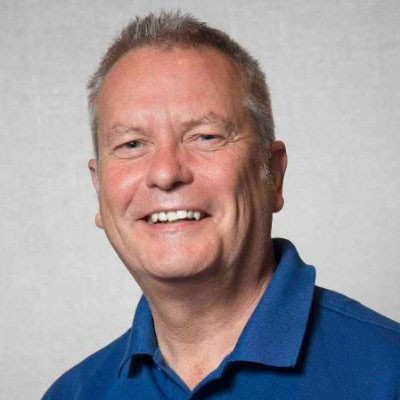 Nigel Hough