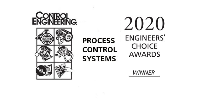 Control Engineering award PCS neo - USA