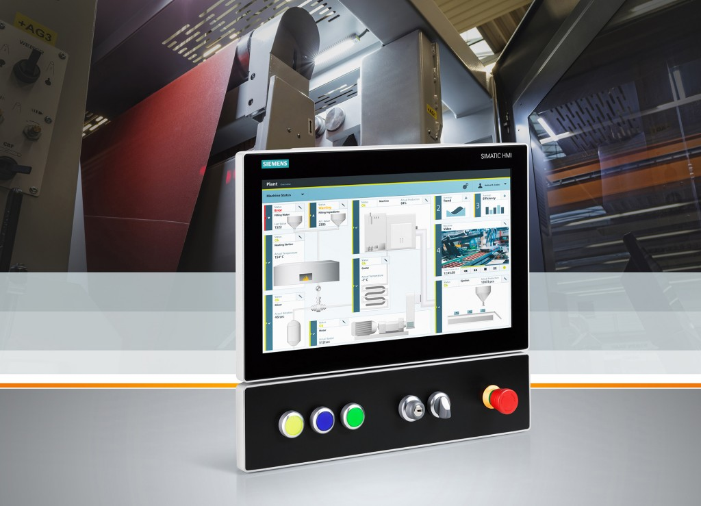 All-round IP65-protected Panel and Panel PC for user-friendly operator control and monitoring