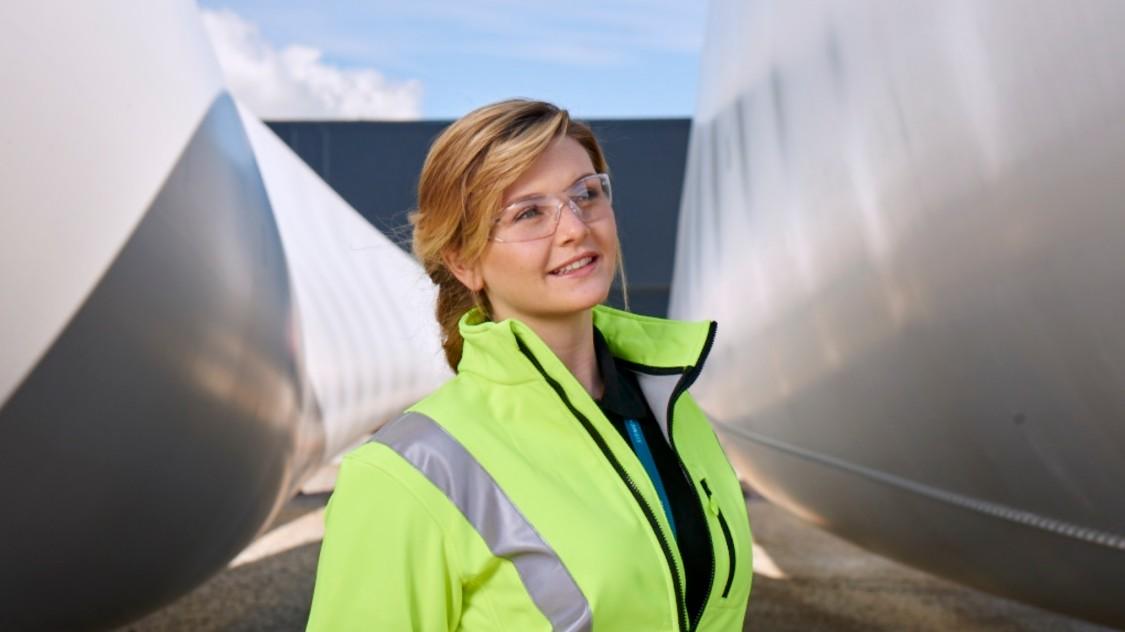 Wind power in Hull