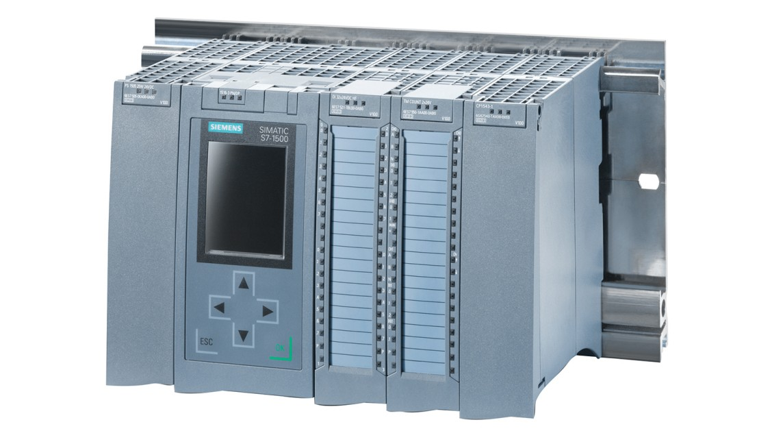 Advanced Controller SIMATIC S7-1500 with CP 1543-1 communications processor