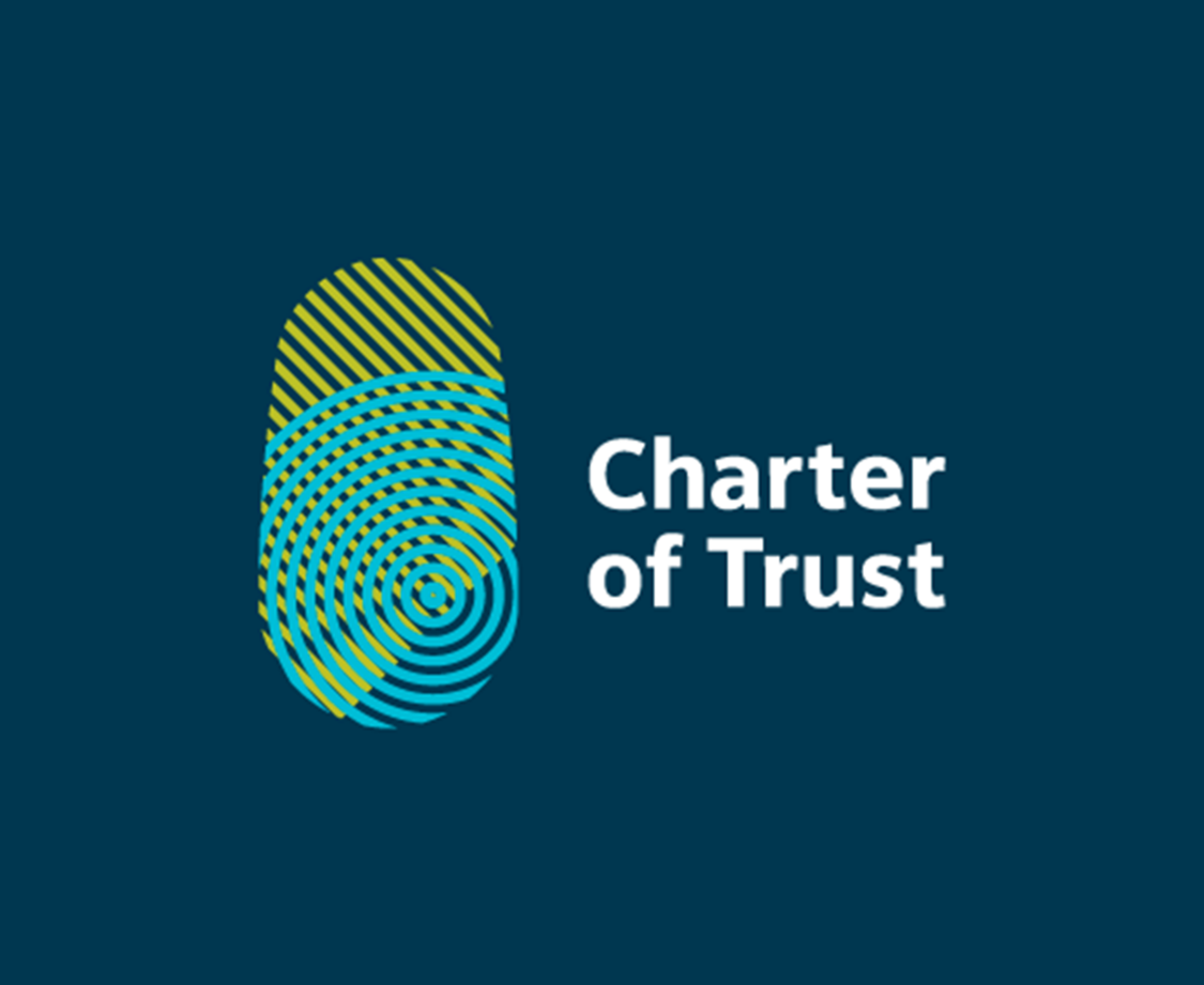 Cybersecurity Charter of Trust image