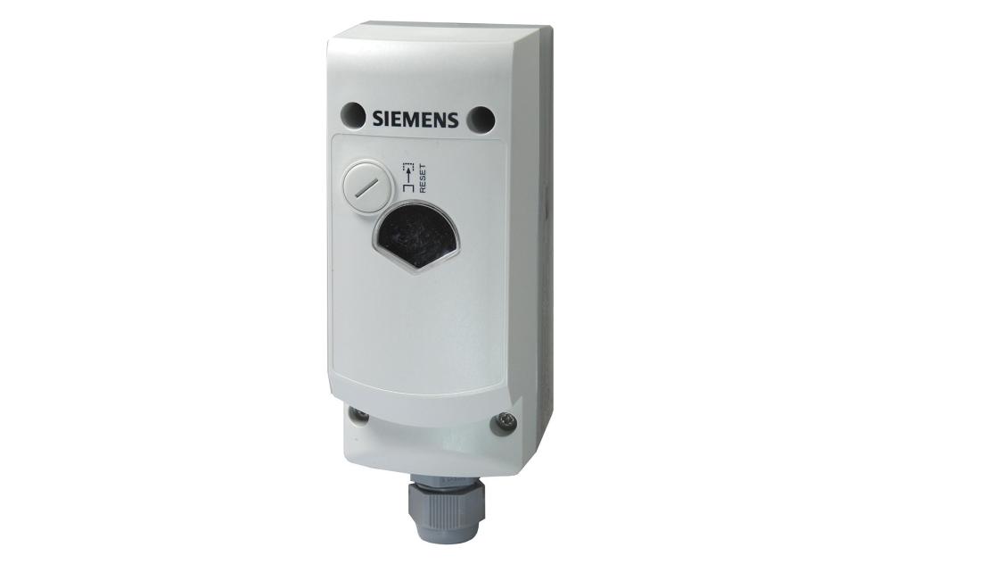 Jímkové a příložné kapilárové termostaty