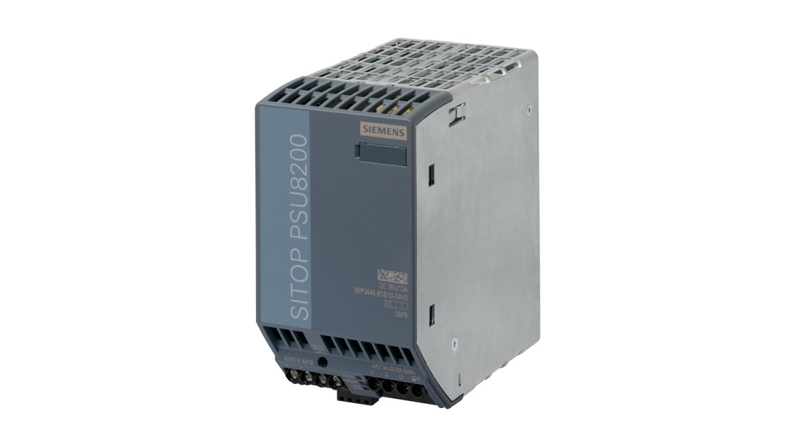 Product image SITOP PSU8200, 3-phase, DC 36 V/13 A
