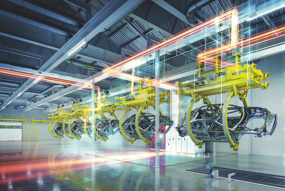 Na štirih kolesih v digitalno prihodnost proizvodnje