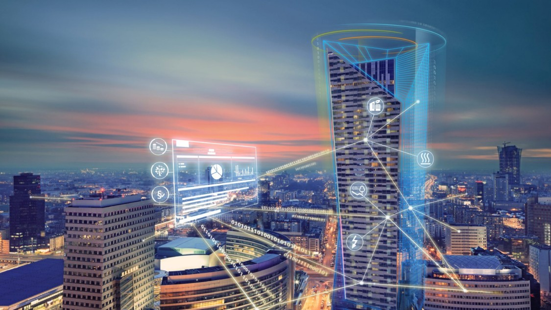 Висока продуктивність експлуатації будівель та екологічна стійкість