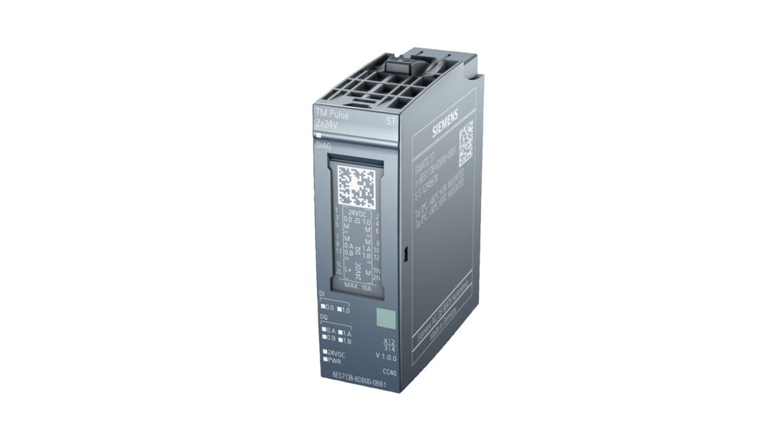 TM Pulse 2x24V - Control of proportional valves and DC-motors
