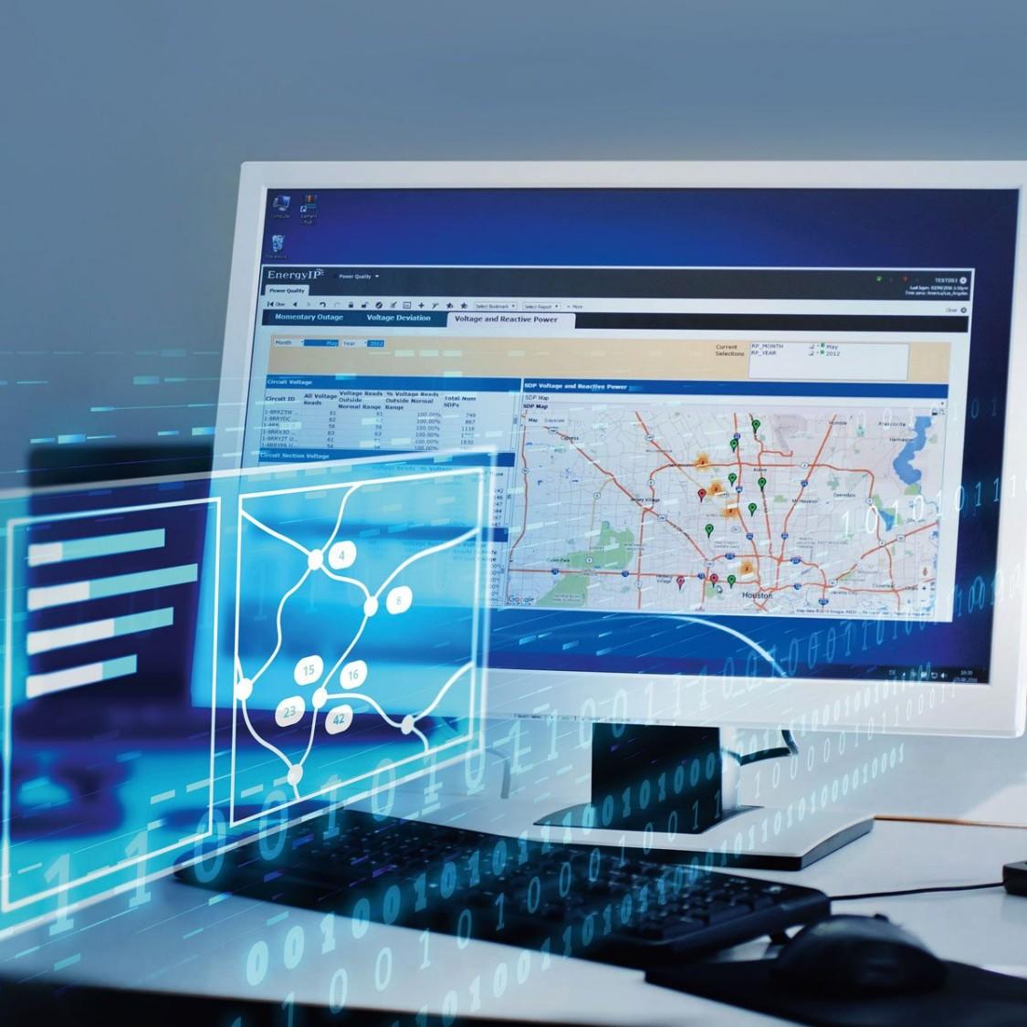 Siemens, Gartner'ın Sayaç Veri Ürünleri için hazırladığı Magic Quadrant tablosunda lider olarak konumlandırılmıştır.