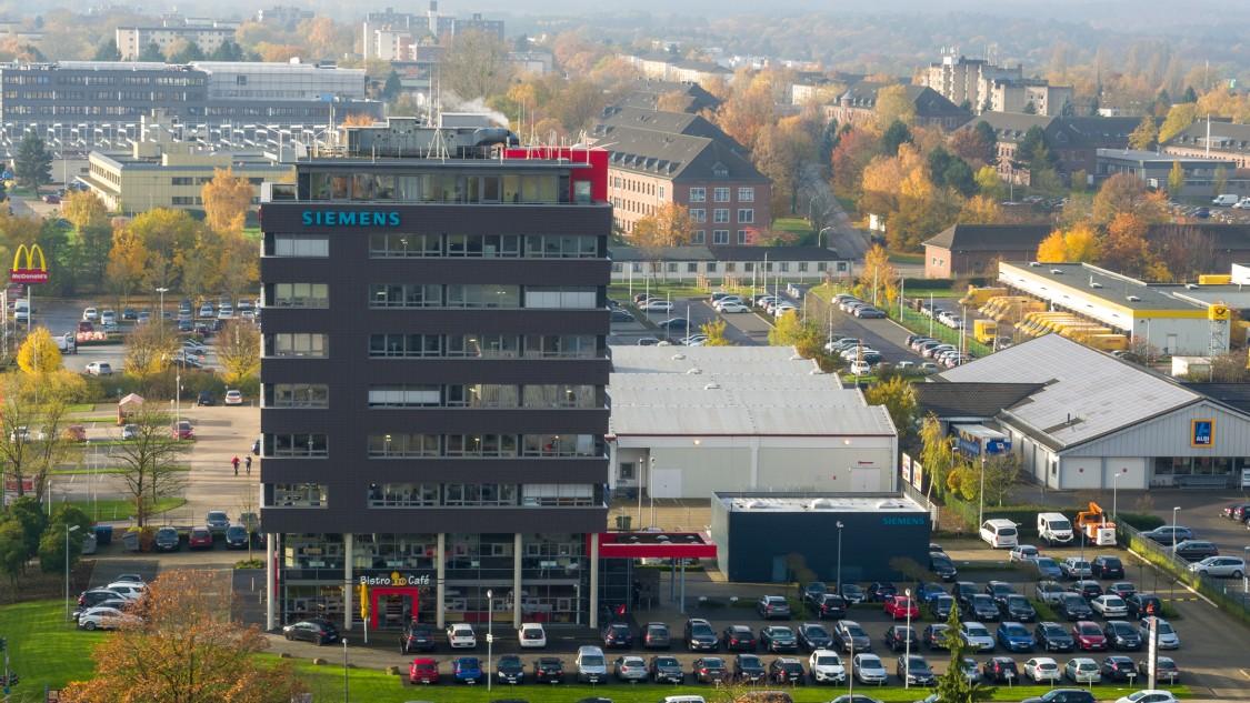Siemens Niederlassung Aachen