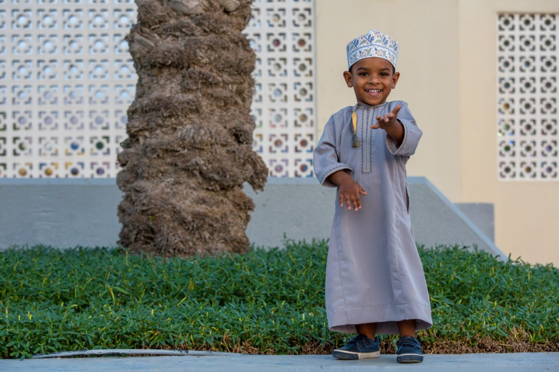Oman´s vision for the future