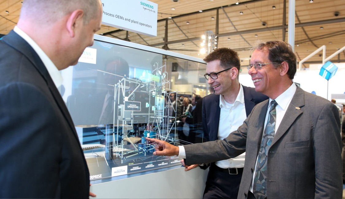 shaping the digital future - Siemens USA