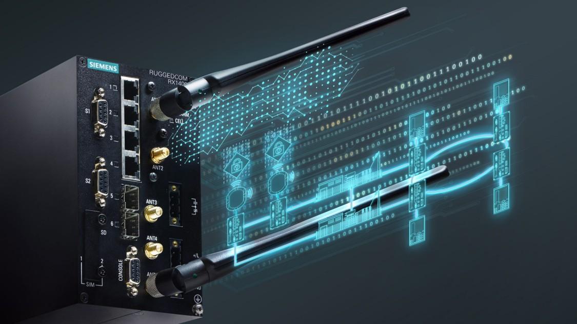 Siemens RUGGEDCOM Product Image